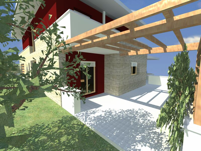 Vendesi bifamiliari nuove ed usate in zone residenziali living titano home service - Titan bagno san marino ...