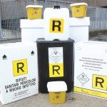 igiene ambientale managment smaltimento riciclo flaconi sanitari ospedalieri infettivi